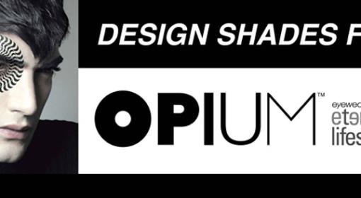 Opium Eyewear Contest Winner!