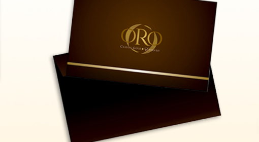 ORO Stationery & Packaging