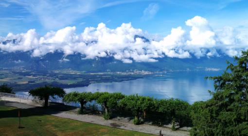 Caux, Switzerland