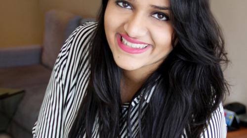 Portrait Shots for Saloni Mardia Kothari