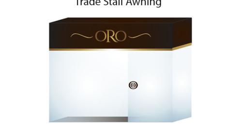 Trade Stall Design Plan