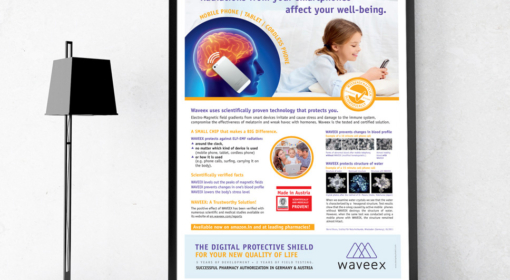 Poster for Waveex India