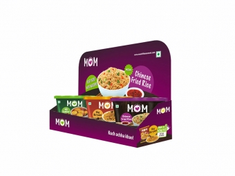 M.O.M – Meal of the Moment POP & Shelf Display Units