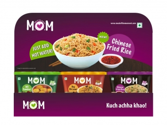 M.O.M – Meal of the Moment POP Display Unit